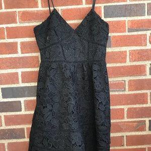 BB Dakota Black Summer Dress